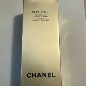 Other - Chanel sublimage cleanser